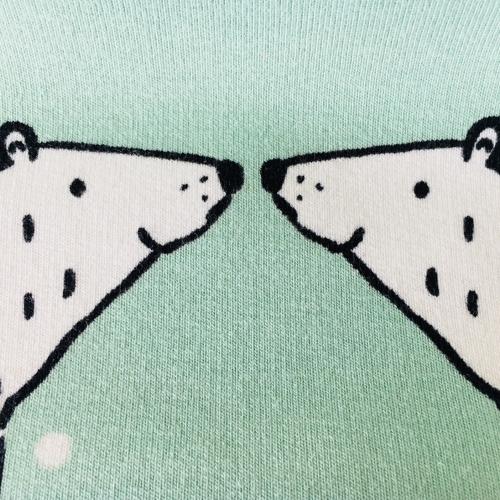Eisbären in Love