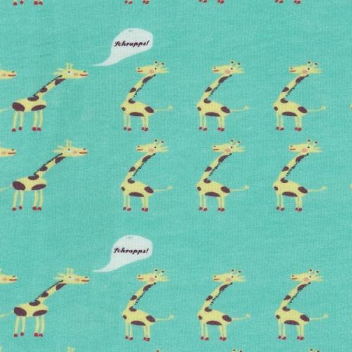 Giraffenflirt