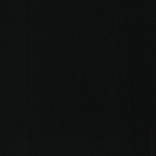 Schlauchbündchen schwarz