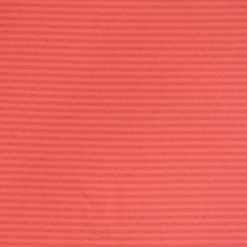 Bio-Ringeljersey rot/grau -melange