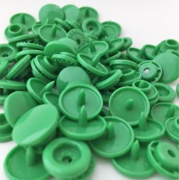 Kam Snap T5 / 25 Stück / grün