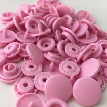 Kam Snap T5 / 25 Stück / rosa