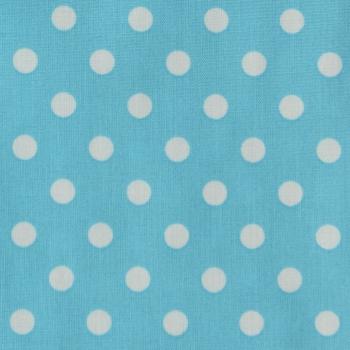 Punkte blau