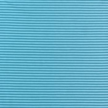 Ringeljersey blau/türkis
